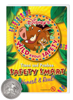 Wild About Safety with Timon and Pumbaa: Safety Smart®: Honest & Real!