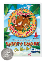 Wild About Safety with Timon and Pumbaa: Safety Smart®: On the Go!
