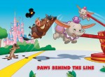 Tip 11 - Paws behind the line