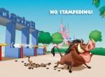 Tip 3 - No stampeding