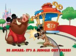 Tip 5 - Be aware, it's a jungle out there