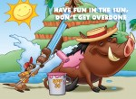 Tip 7 - Have fun in the sun