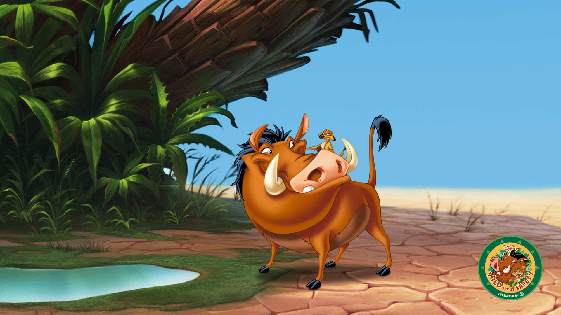 Wallpapers Disney Wild About