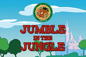 Wild About Safety: Jumble In The Jungle