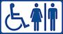 Toilettes handicapés