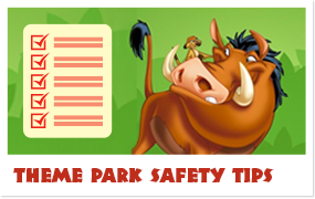 Theme Park Safety Tips